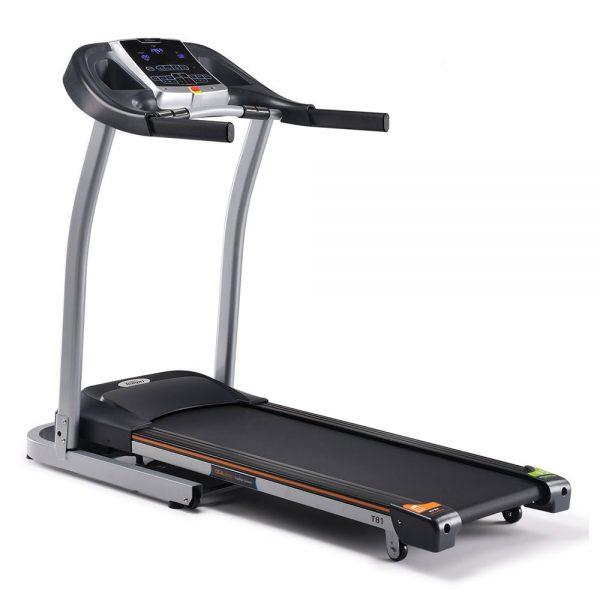Tempo Treadmill T81 เครื่องออกกำลังกาย ลู่วิ่งไฟฟ้า อุปกรณ์ฟิตเนสและกีฬา