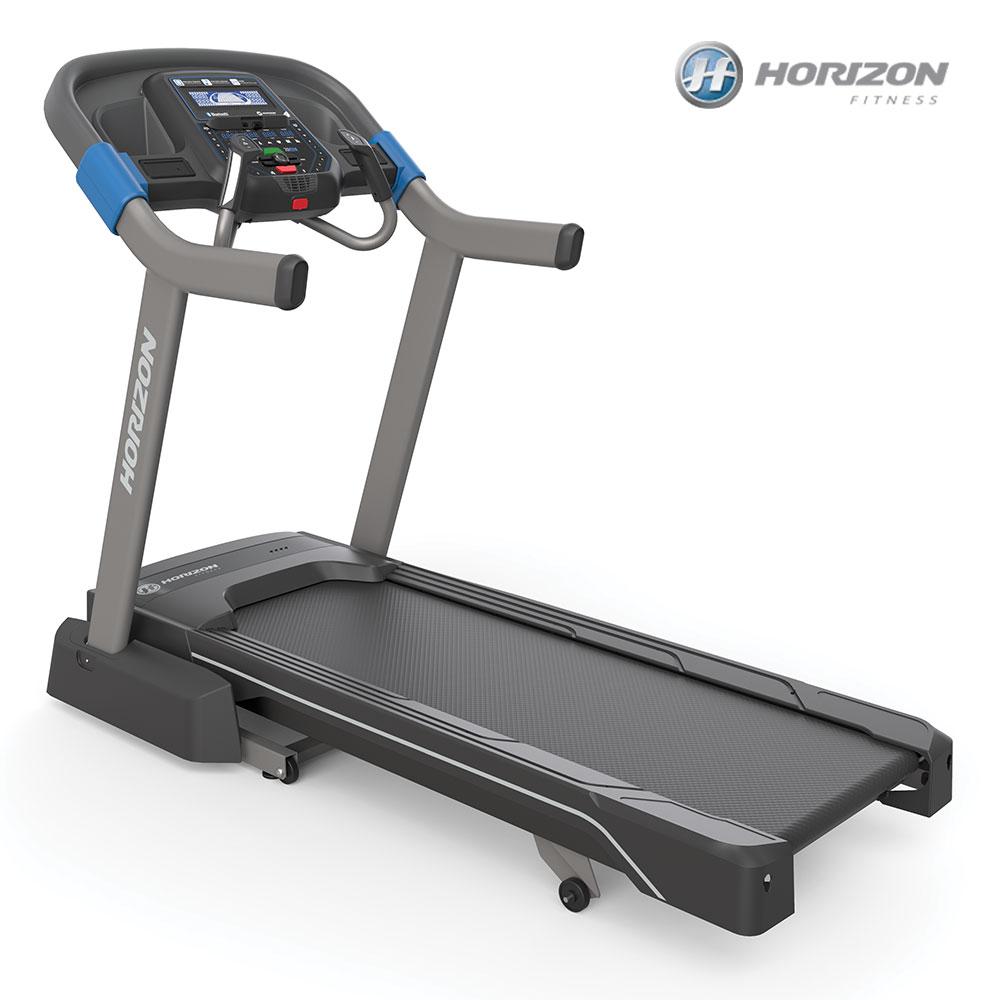 Horizon Treadmill 7.0AT ลู่วิ่งไฟฟ้าลดน้ำหนัก เครื่องออกกำลังกายไฟฟ้า