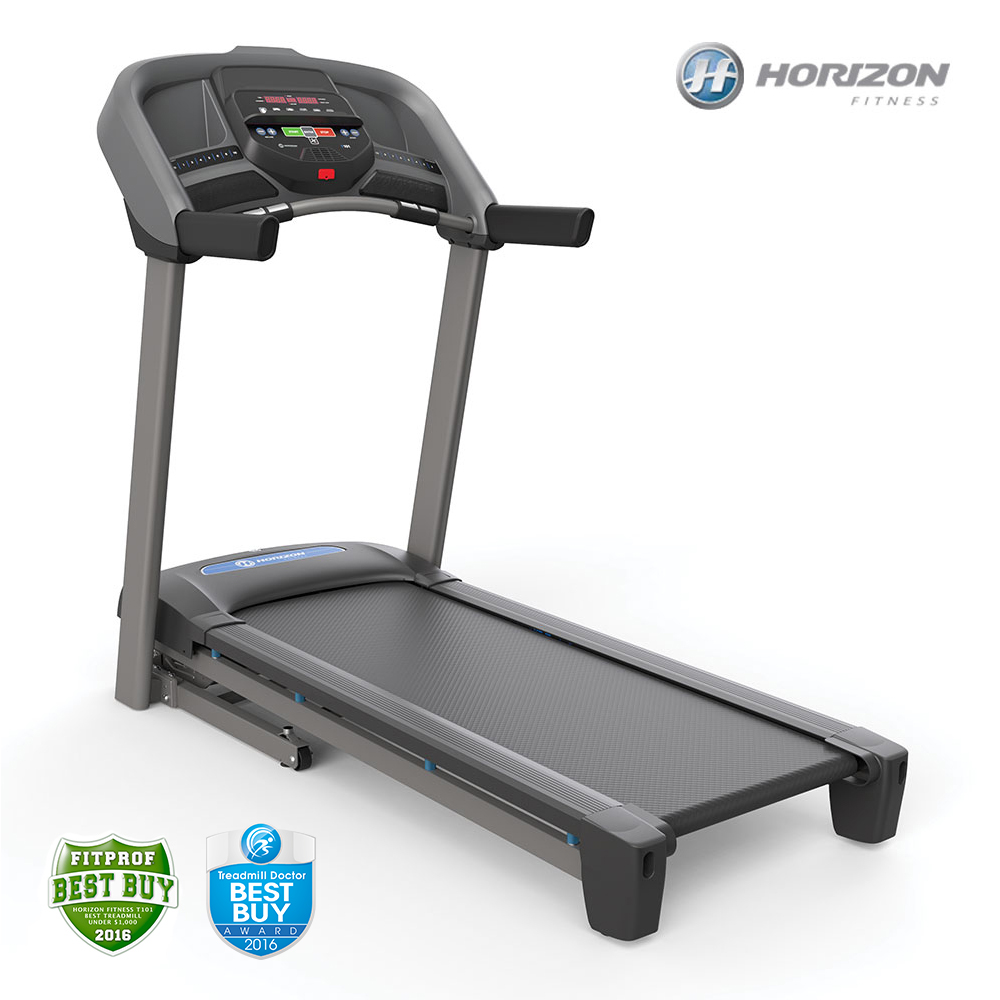 Horizon Treadmill T101 (Pre-order product available on July)