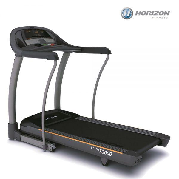 Horizon Treadmill T3000 Johnson จำหน่ายลู่วิ่งไฟฟ้า ลู่วิ่งไฟฟ้าเพื่อสุขภาพ
