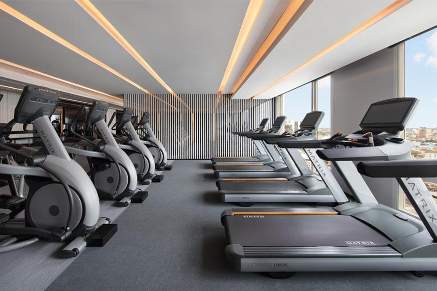 หุ่นดีได้แม้ไม่ได้เข้า Gym จำหน่ายลู่วิ่งไฟฟ้า Treadmill Thailand